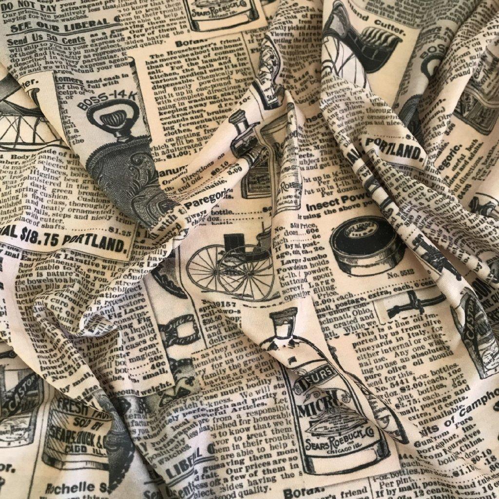 noviny 739001 (vyberte materiál zimní softshell elastický (šíře 150cm) 280g  10000/10000)