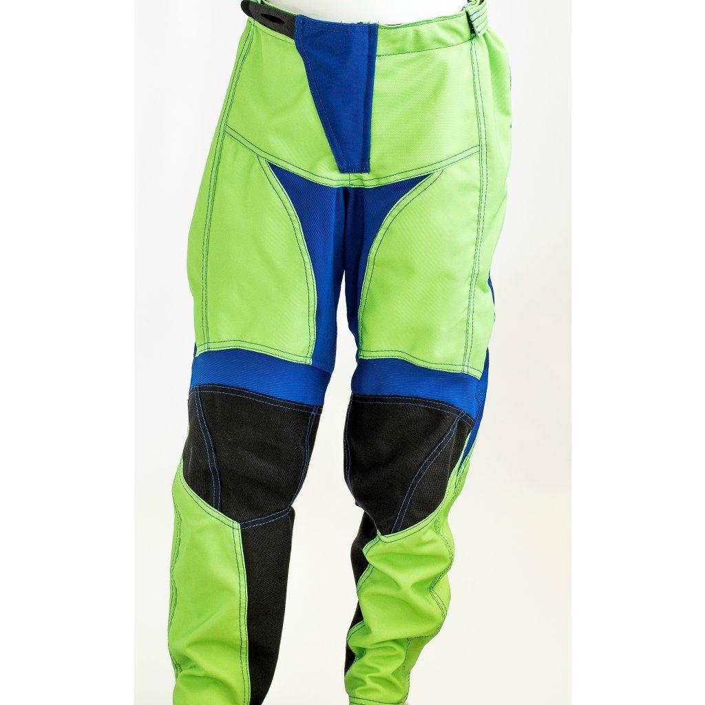 sportovní kalhoty Blue Green
