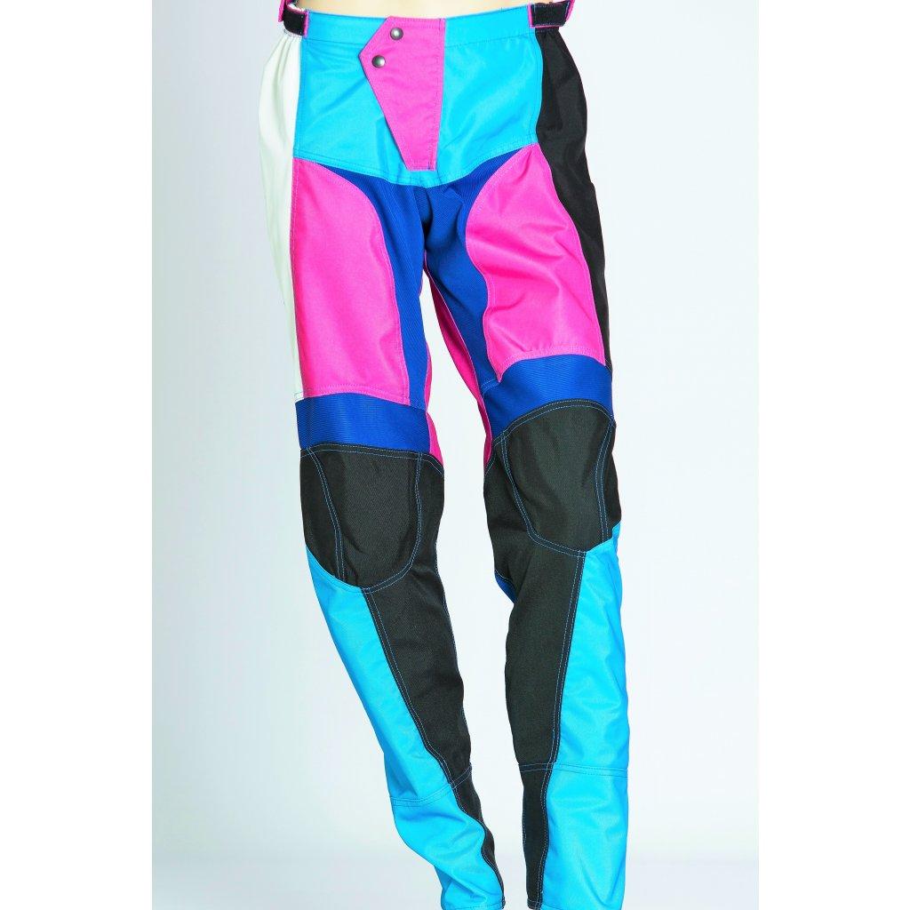 sportovní kalhoty Blue Pink