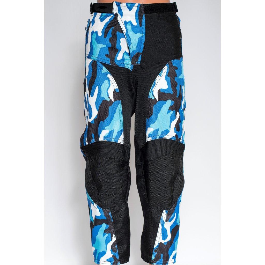 sportovní kalhoty Army Blue