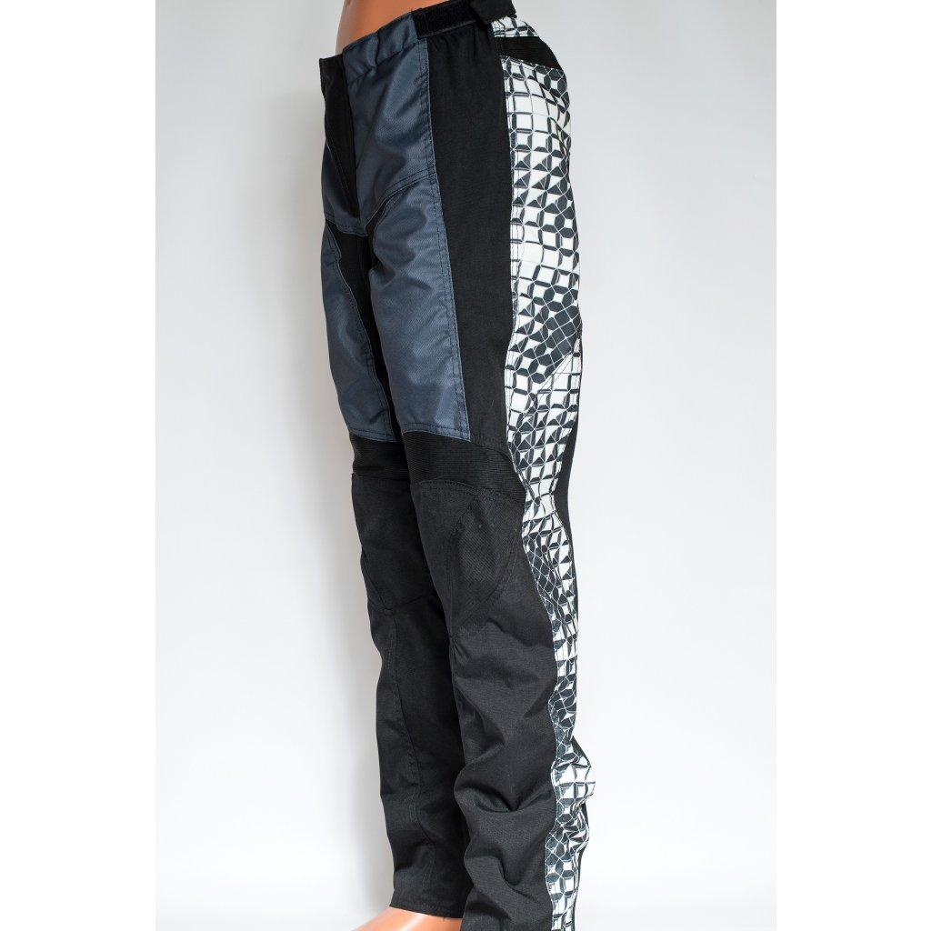 sportovní kalhoty CUBE Grey
