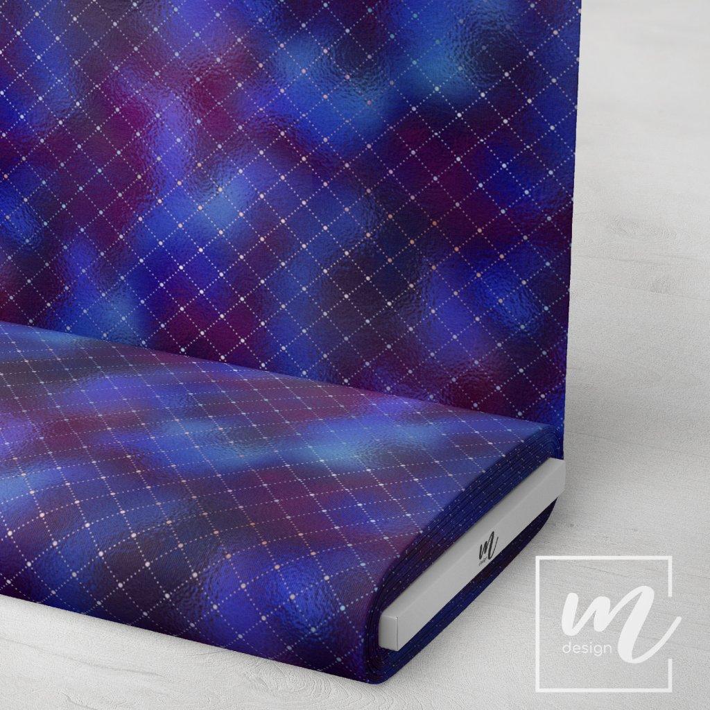 duhový vzor 709008 (vyberte materiál zimní softshell elastický (šíře 150cm) 280g  10000/10000)