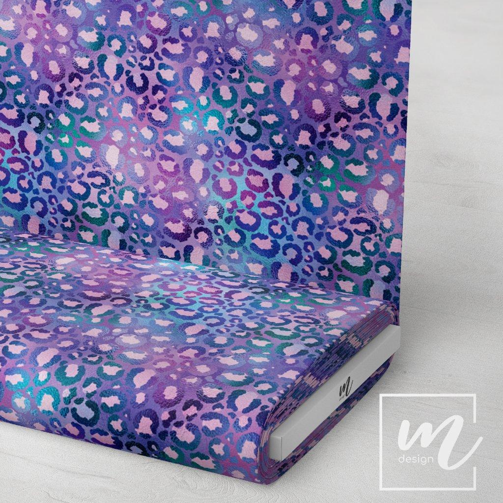 duhový vzor 709016 (vyberte materiál zimní softshell elastický (šíře 150cm) 280g  10000/10000)