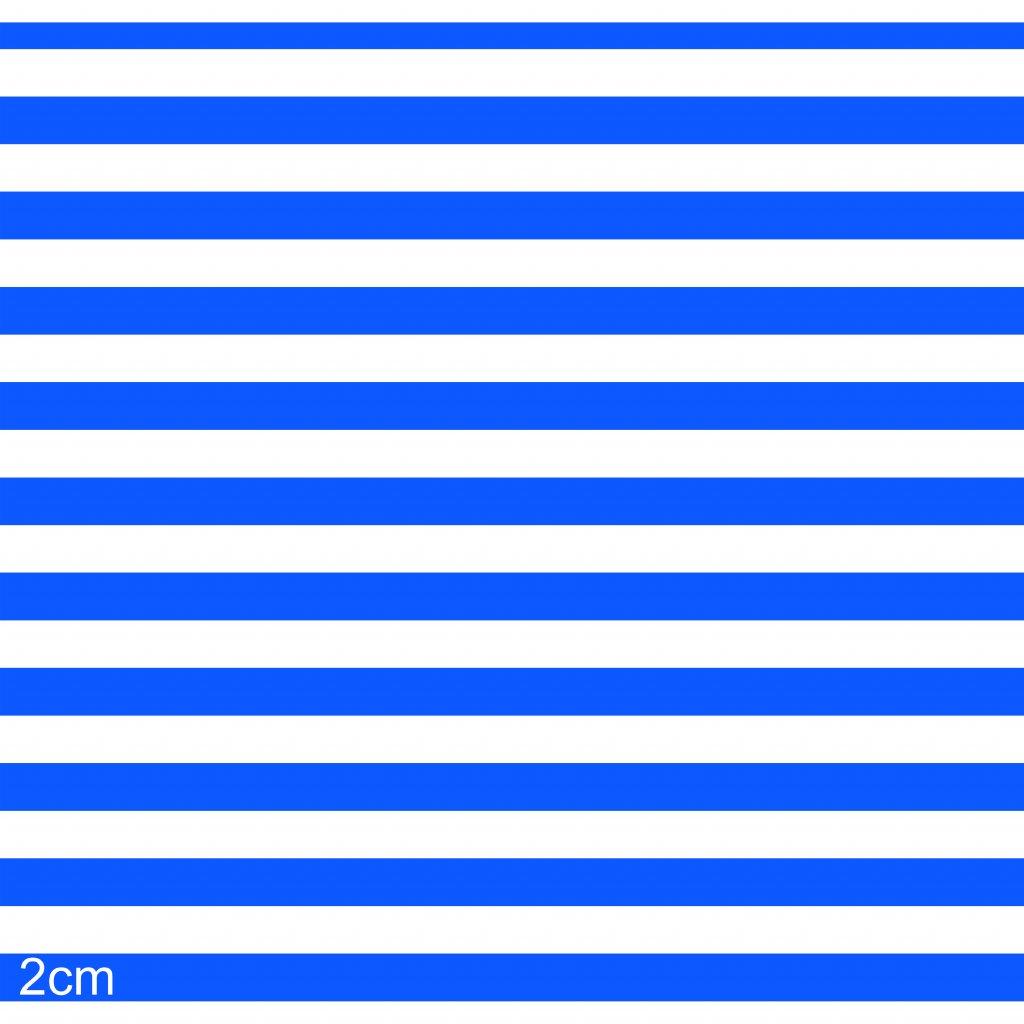 746006 pruhy modro bílá