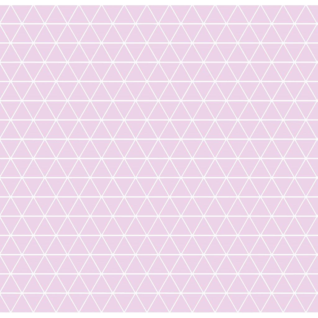 756002 trojúhelníčky FIALKOVÉ