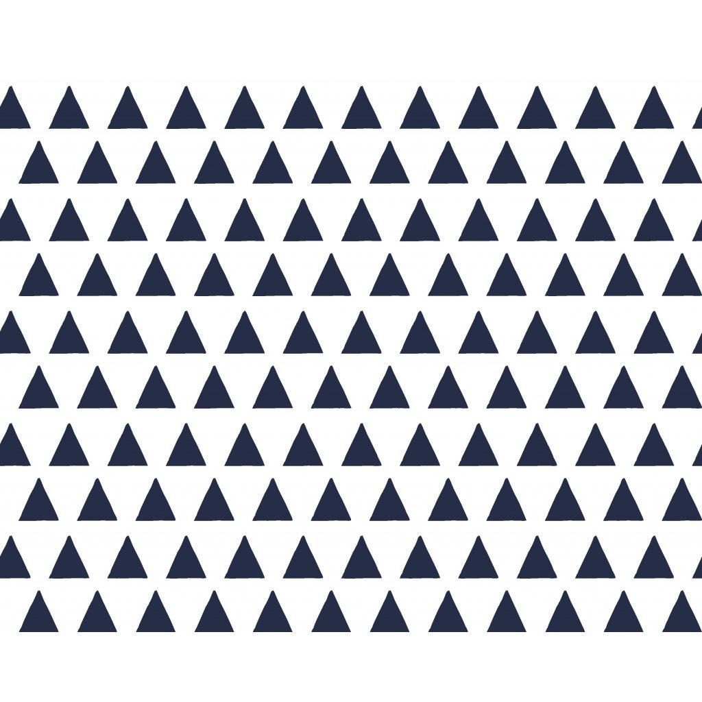 756026 trojúhelníky modré tmavé
