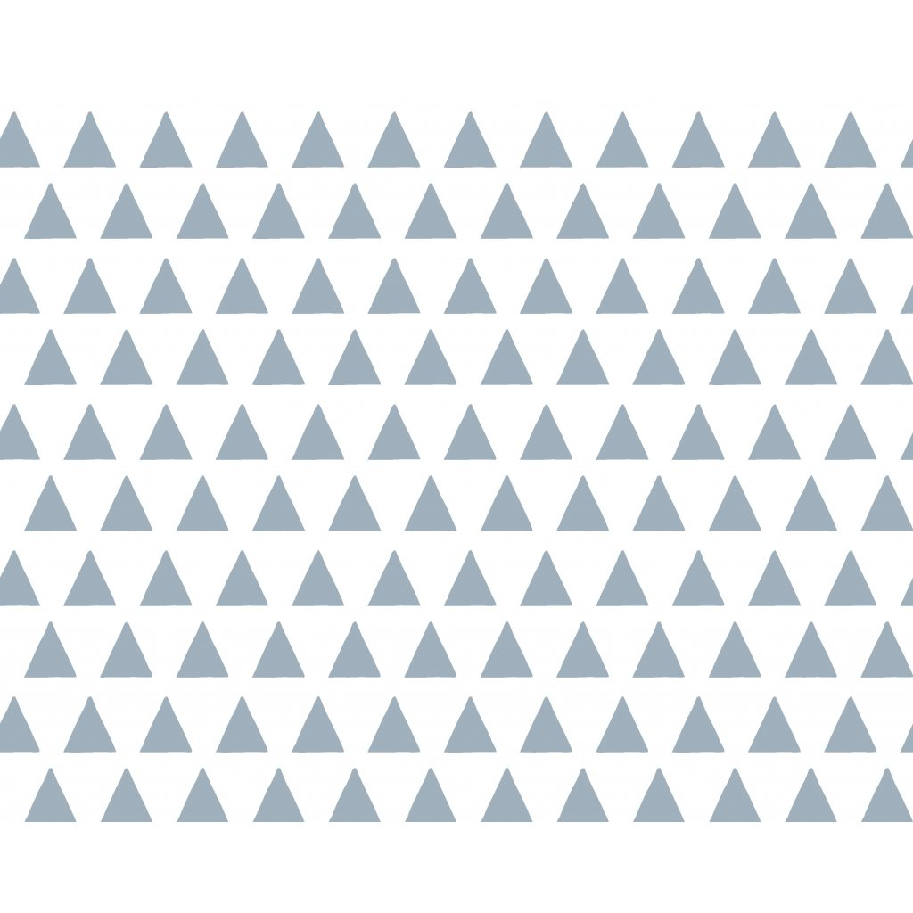 756027 trojúhelníky šedé