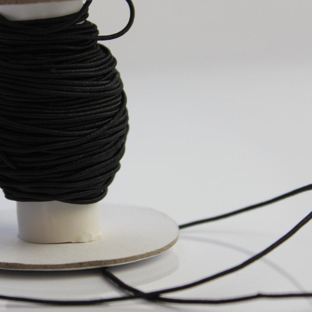 guma klobouková 1mm černá 300157 (2)