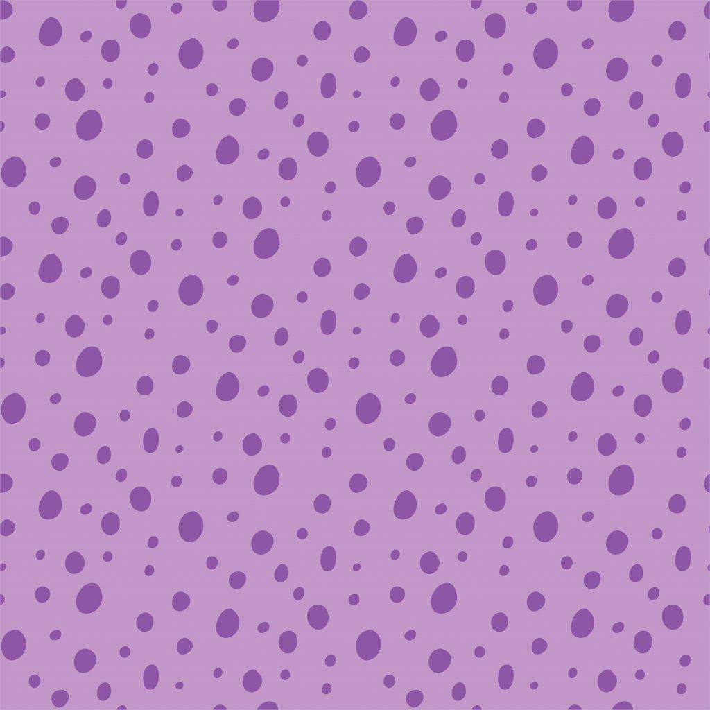 748182 PUNTÍK crazy fialový