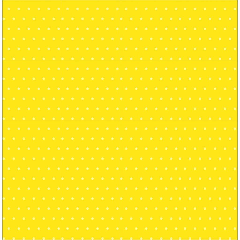 748240 2mm puntík světle žlutá na tmavé