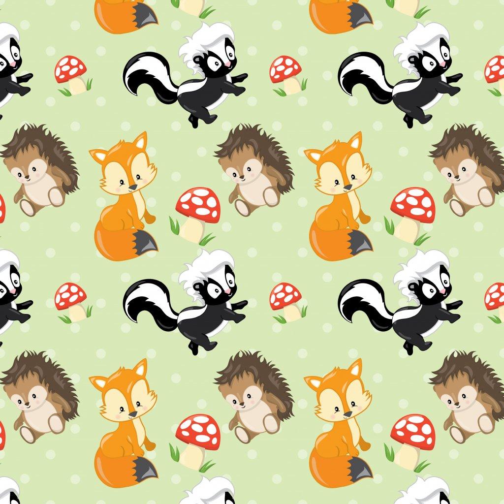 765042 lesní zvířátka (2)