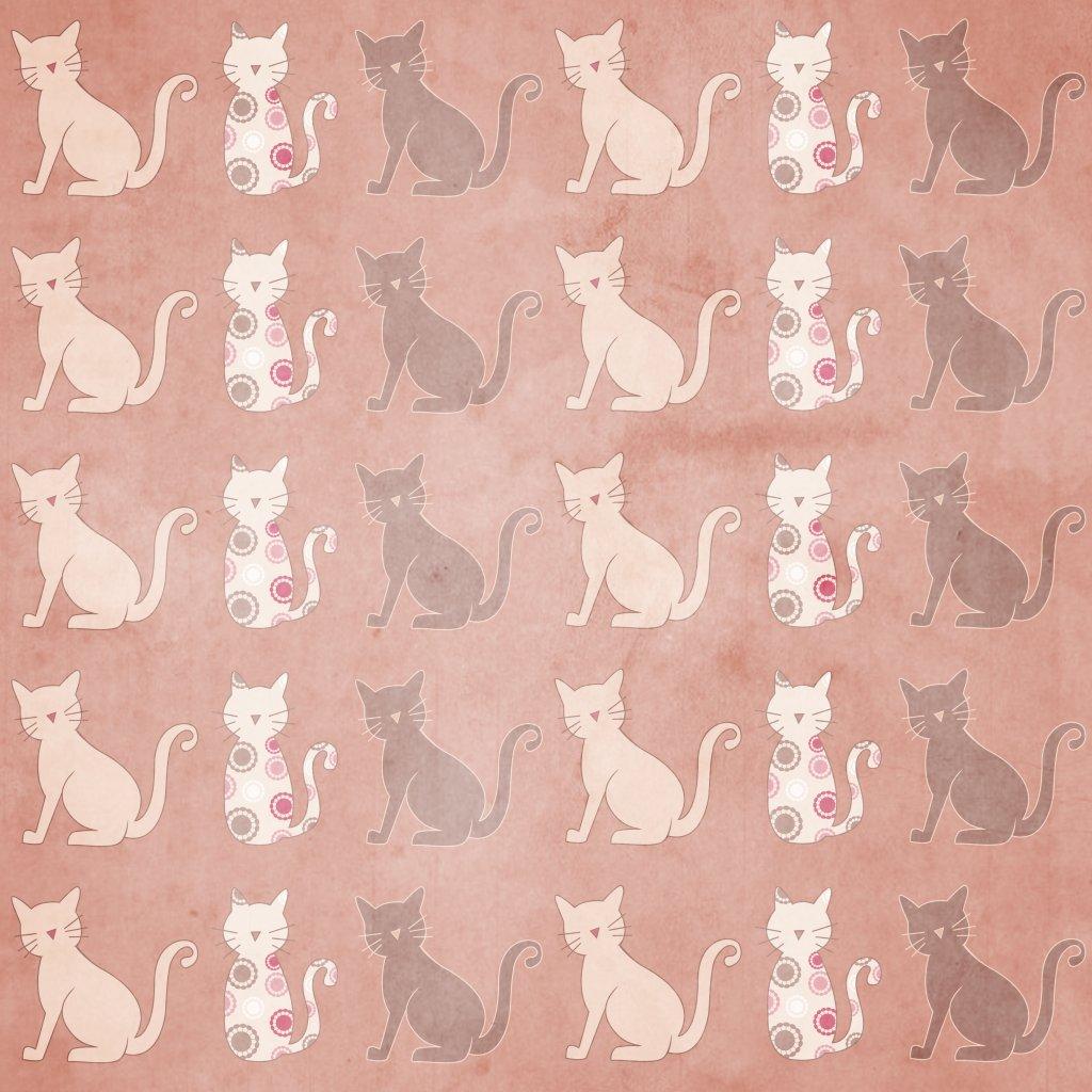 kočičky 765061 (vyberte materiál zimní softshell elastický (šíře 150cm) 280g  10000/10000)