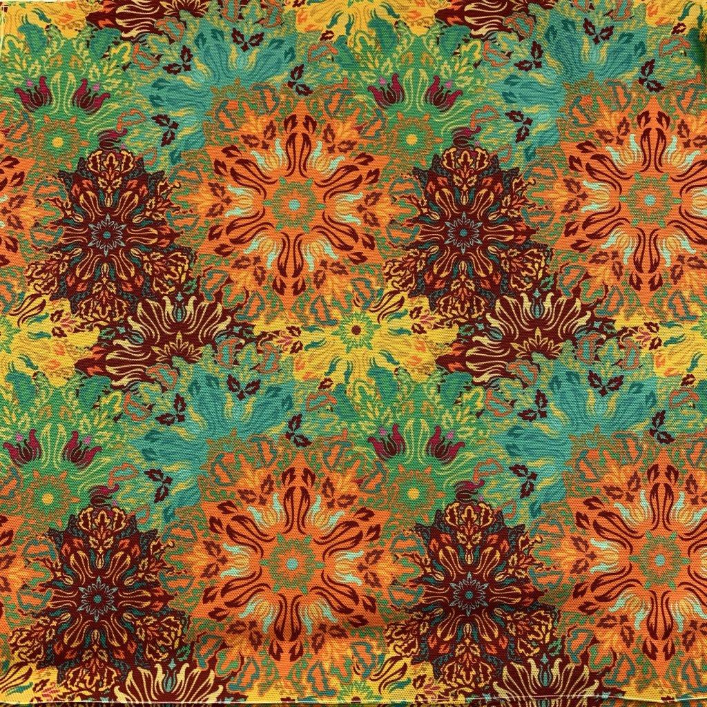 mandala  729024 (vyberte materiál zimní softshell elastický (šíře 150cm) 280g  10000/10000)