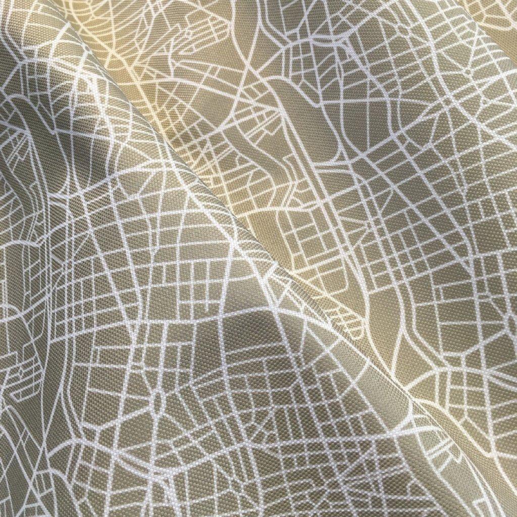 mapa 2 na khaki 737023 (vyberte materiál zimní softshell elastický (šíře 150cm) 280g  10000/10000)