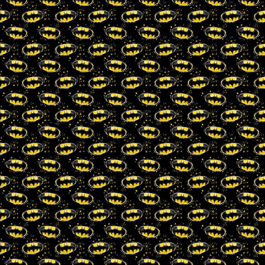 752002 batman na černé
