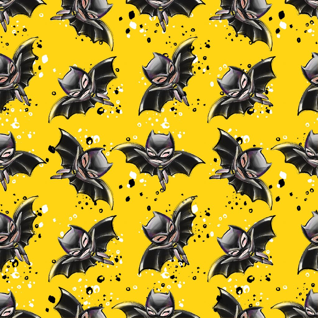 752003 batman na žluté