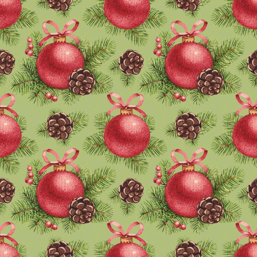 christmas ball pattern 1
