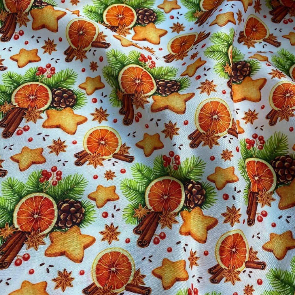 pomeranč se skořicí