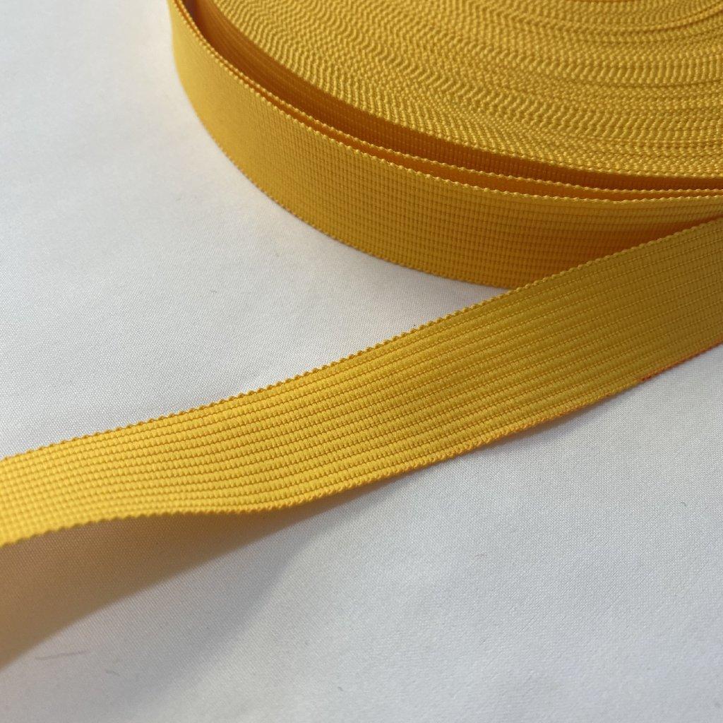 400902 lemovka silonová žlutá 112 (1)