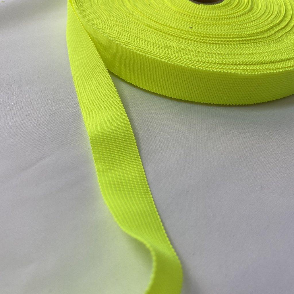 400907 lemovka silonová reflexní žlutá 813(2)