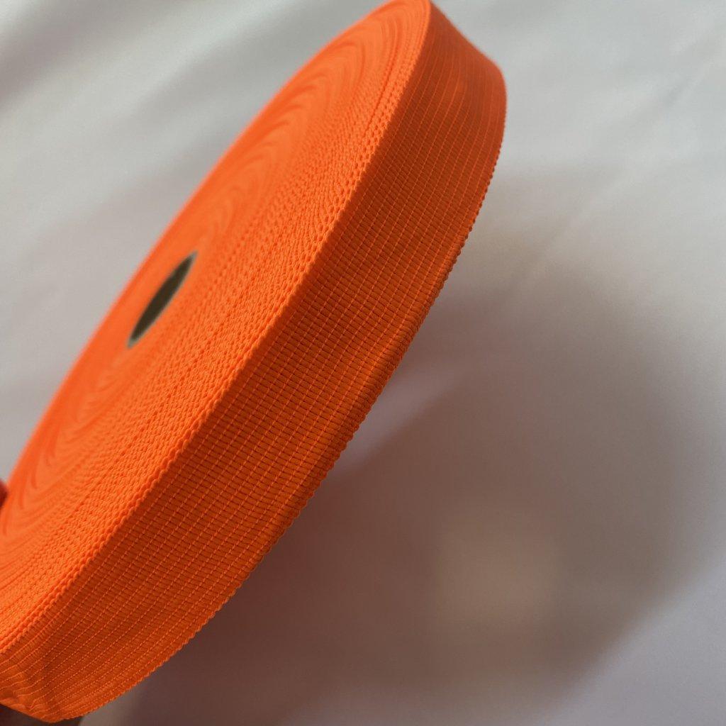 400903 lemovka silonová reflexní oranžová (1)