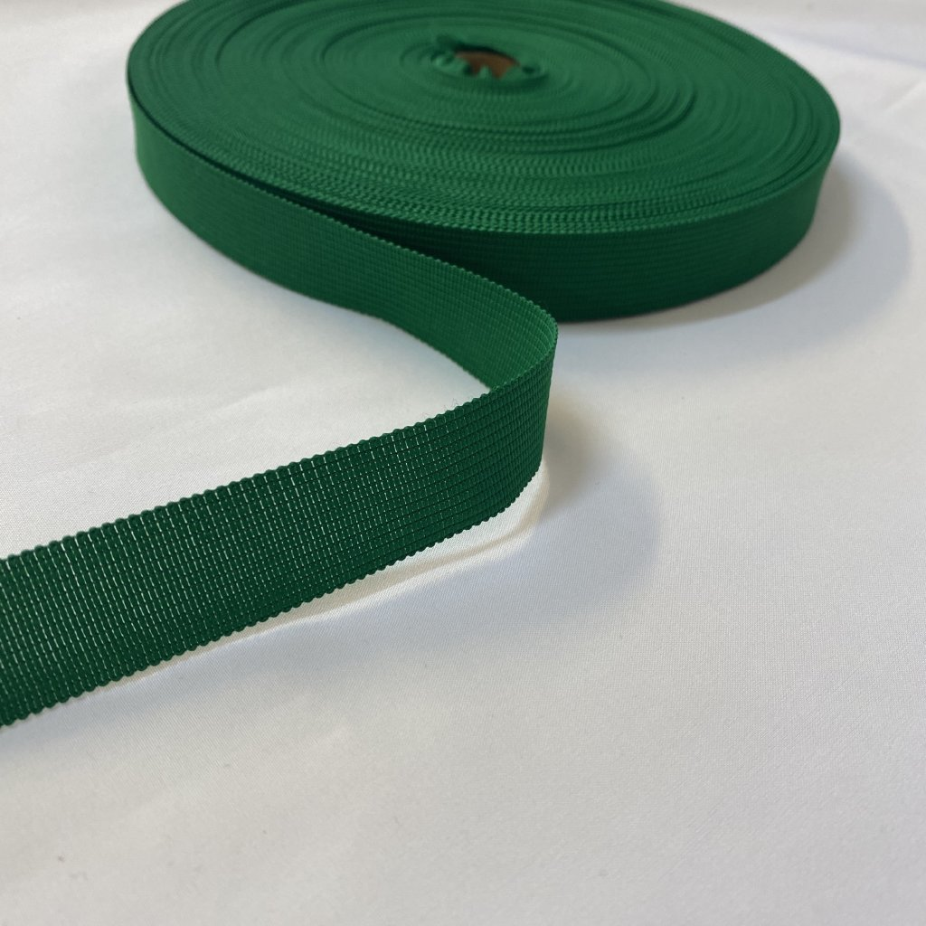 400908 lemovka silonová 2cm zelená 243 (1)