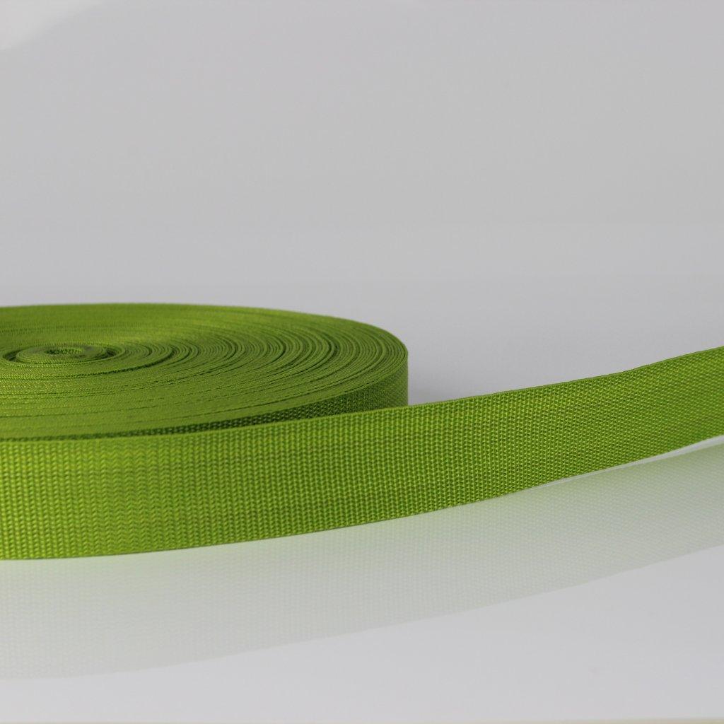 popruh zelená 234
