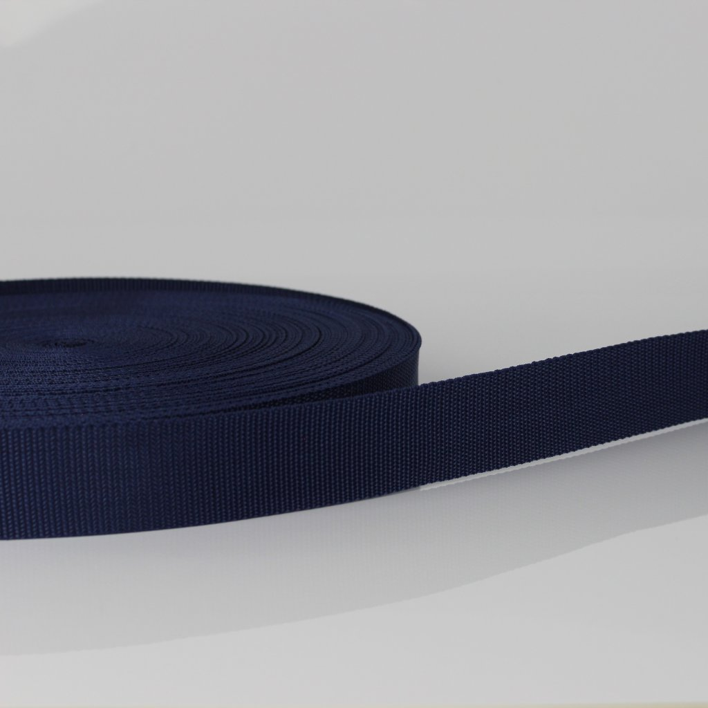 popruh modrá navy 330