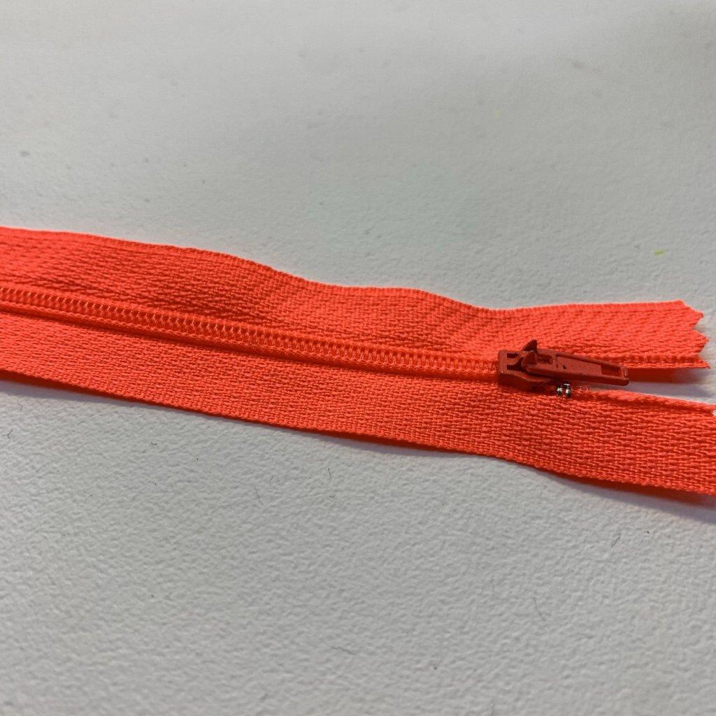 zip spirála No3 reflex oranžová