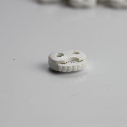 brzda 17mm bílá 2díry 500127 (3)