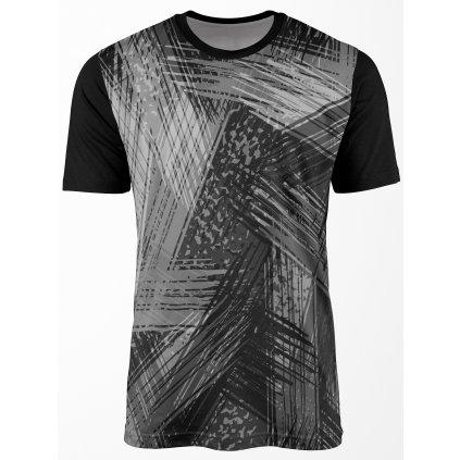 tričko chaotic brush 1 webb