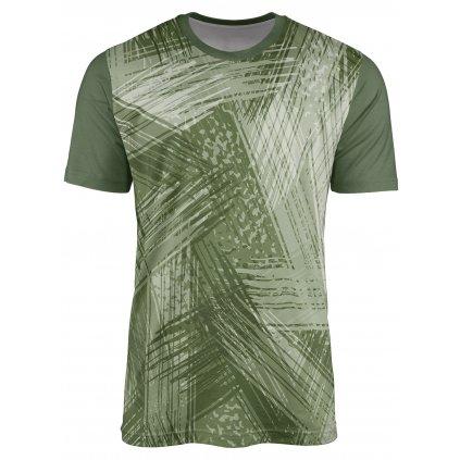 tričko chaotic brush 95