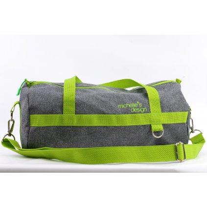 sportovní taška Martina Grey