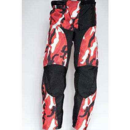 sportovní kalhoty Army Red