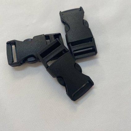 500406 trojzubec 1,5cm černý (2)