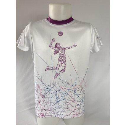tričko slovácké léto síť