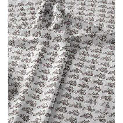 725016 harley na bílé malý