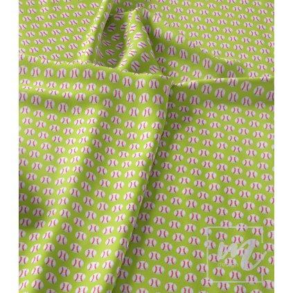 750033 tenisové míčky na zelené malý