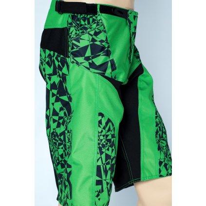 kraťasy 250106 green (1)