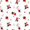 berušky 2_ 765001 (vyberte materiál zimní softshell elastický (šíře 150cm) 280g  10000/10000)