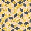škola čar a kouzel žlutá doplňková 723019 (vyberte materiál zimní softshell elastický (šíře 150cm) 280g  10000/10000)
