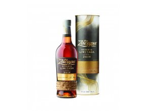 2794 Zacapa Limitada 2019 bottle box 600x711