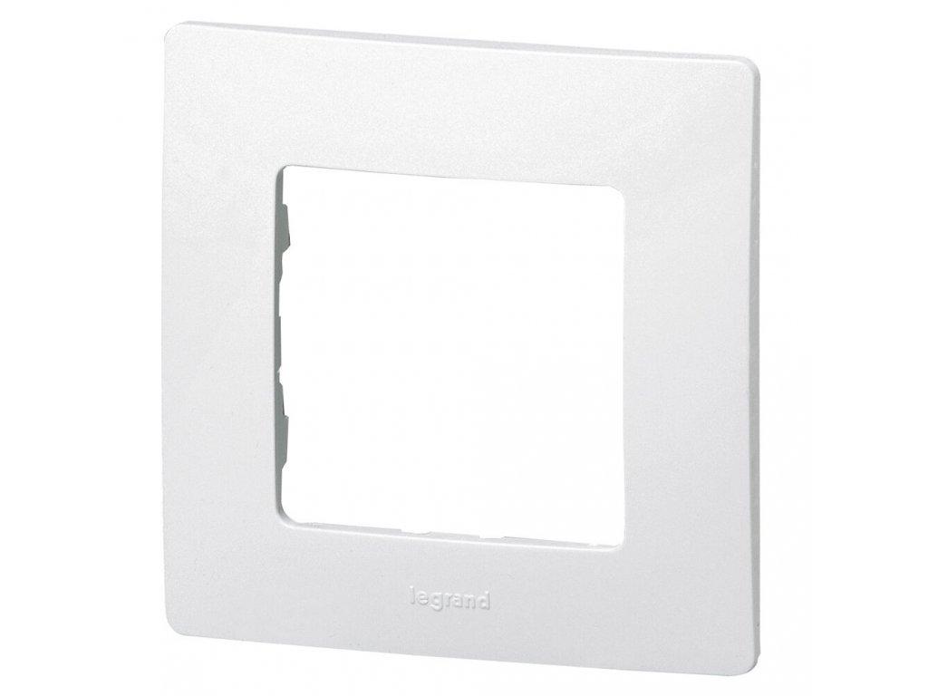 Rámeček jednonásobný - Bílá Niloé 665001
