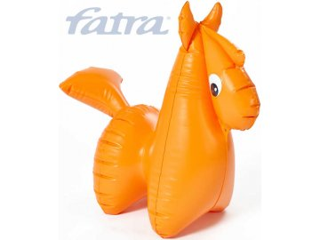 FATRA Koník nafukovací hračka 76 x 75 cm