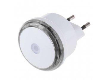 Noční světlo s fotosenzorem do zásuvky 230V, 3x LED Emos P3306