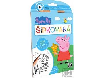 JIRI MODELS Šípkovaná Peppa Pig