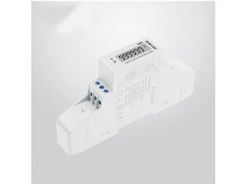 Elektroměr na DIN lištu jednofázový digitální SDM120DB - podsvícený