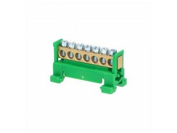 Můstek PE7 zelený