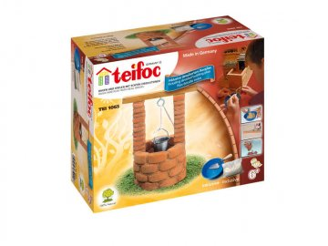TEIFOC Studna 1065 *Stavebnice cihly s maltou*