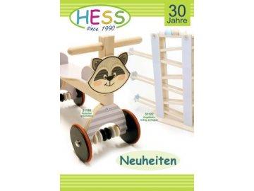 Hess katalog novinek 2020